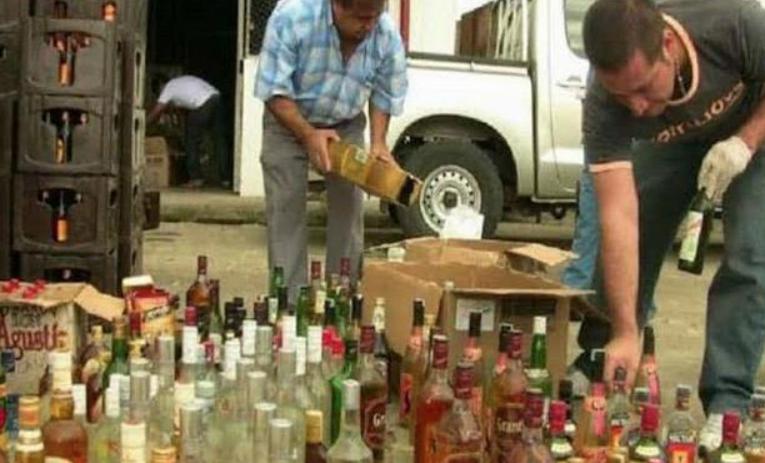 La intoxicación por alcohol adulterado deja 127 muertes