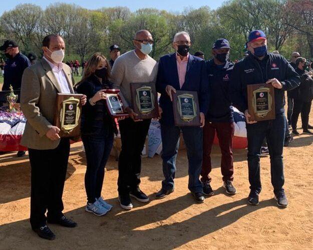 Fundación Dominicana de Deportes reconoce a Vitelio Mejía en New York
