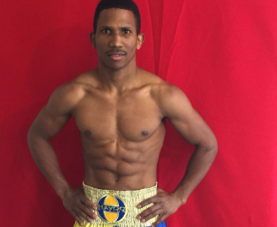 Boxeador dominicano Ángel Luna peleará por título mundial