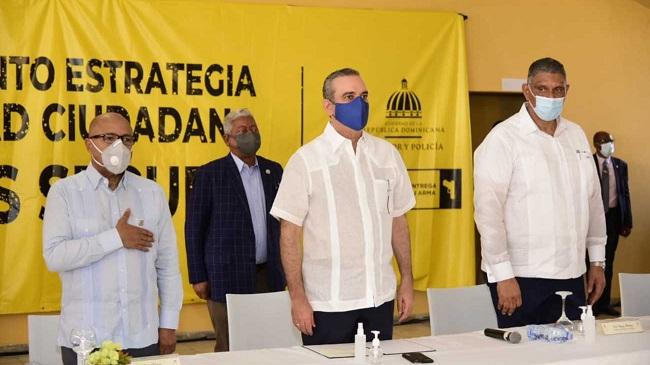 """Gobierno dominicano inicia proyecto piloto """"Mi País Seguro"""""""