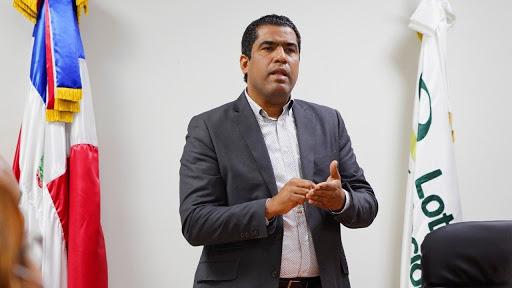 Apresan al suspendido director de la Lotería Nacional, Luis Maisichell Dicent