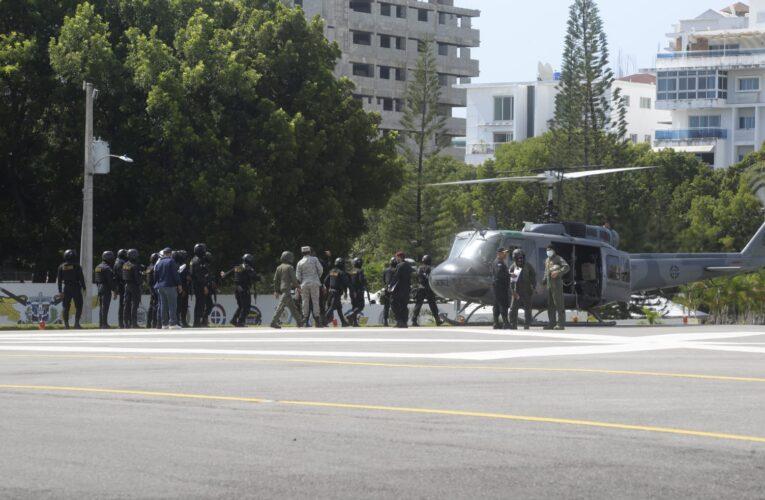 """Defensa RD desplega """"Operación Gavión"""" para resguardar la frontera"""