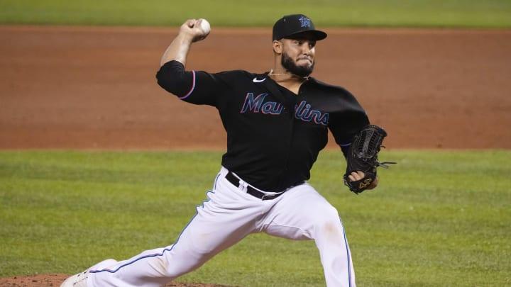 Astros de Houston adquieren al derecho dominicano Yimi García