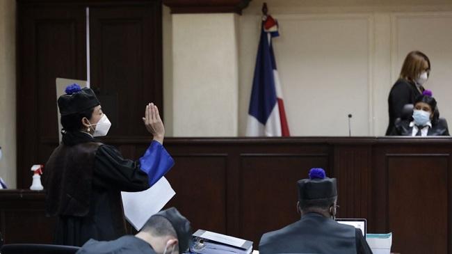 Yeni Berenice dice Ministerio Público siempre está listo para conocer el Caso Medusa en condiciones que decida el tribunal