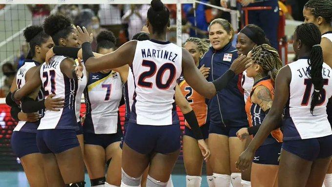 Voleibol: RD gana 5ta. medalla de oro en la historia de la Copa Panamericana