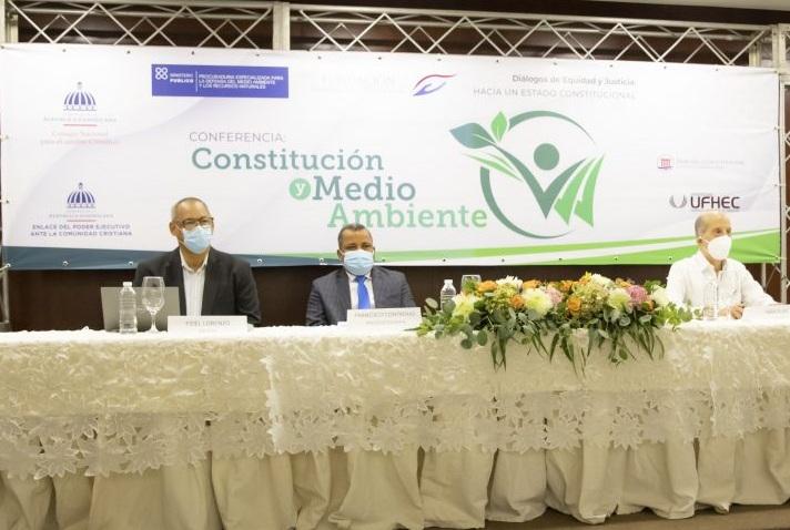 Ministerio Público impacta e integra a la ciudadanía en la defensa del Medio Ambiente