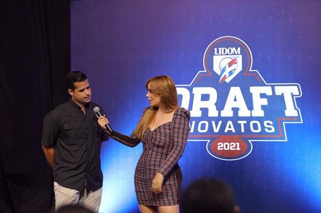 Estrellas Orientales seleccionan a Marco Luciano como primer pick del Draft de Novatos